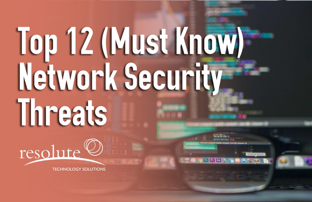 12 Network Security Threats