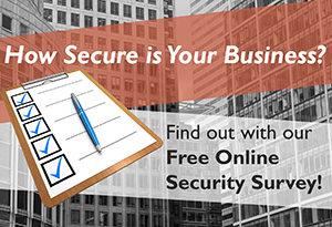 How Secure is Your Business? Use this tool.