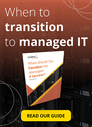 When to Transition to Managed IT Services Ebook