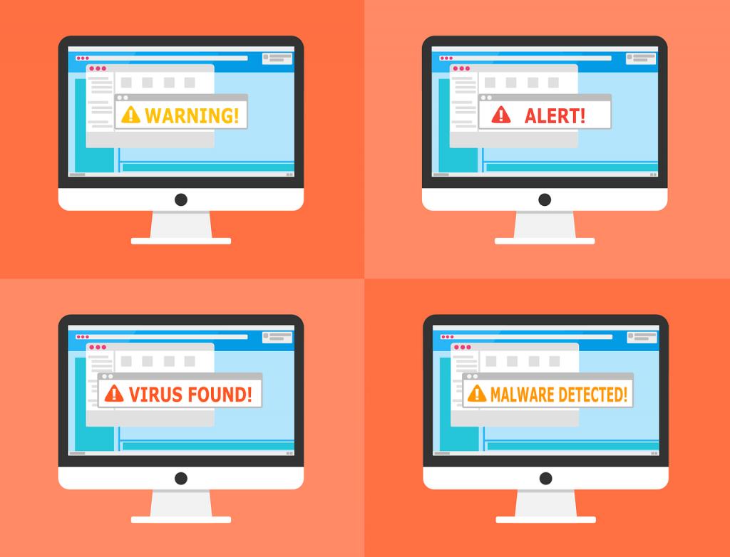 Web Alert Warnings