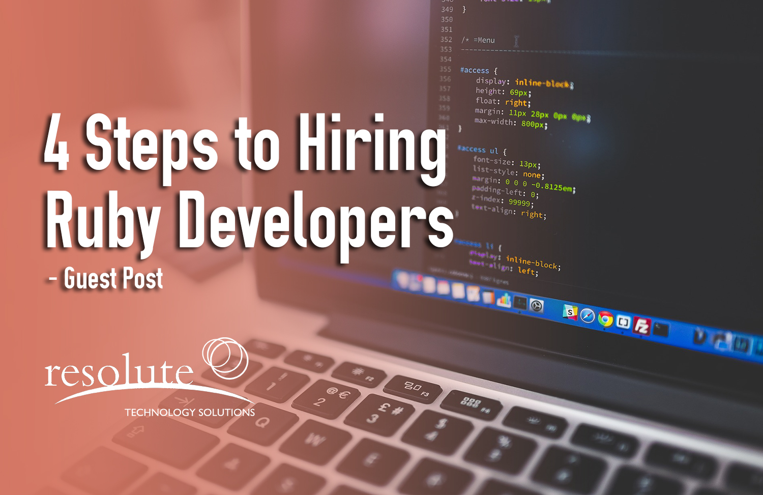 4 Steps to Hiring the Best Ruby Developers