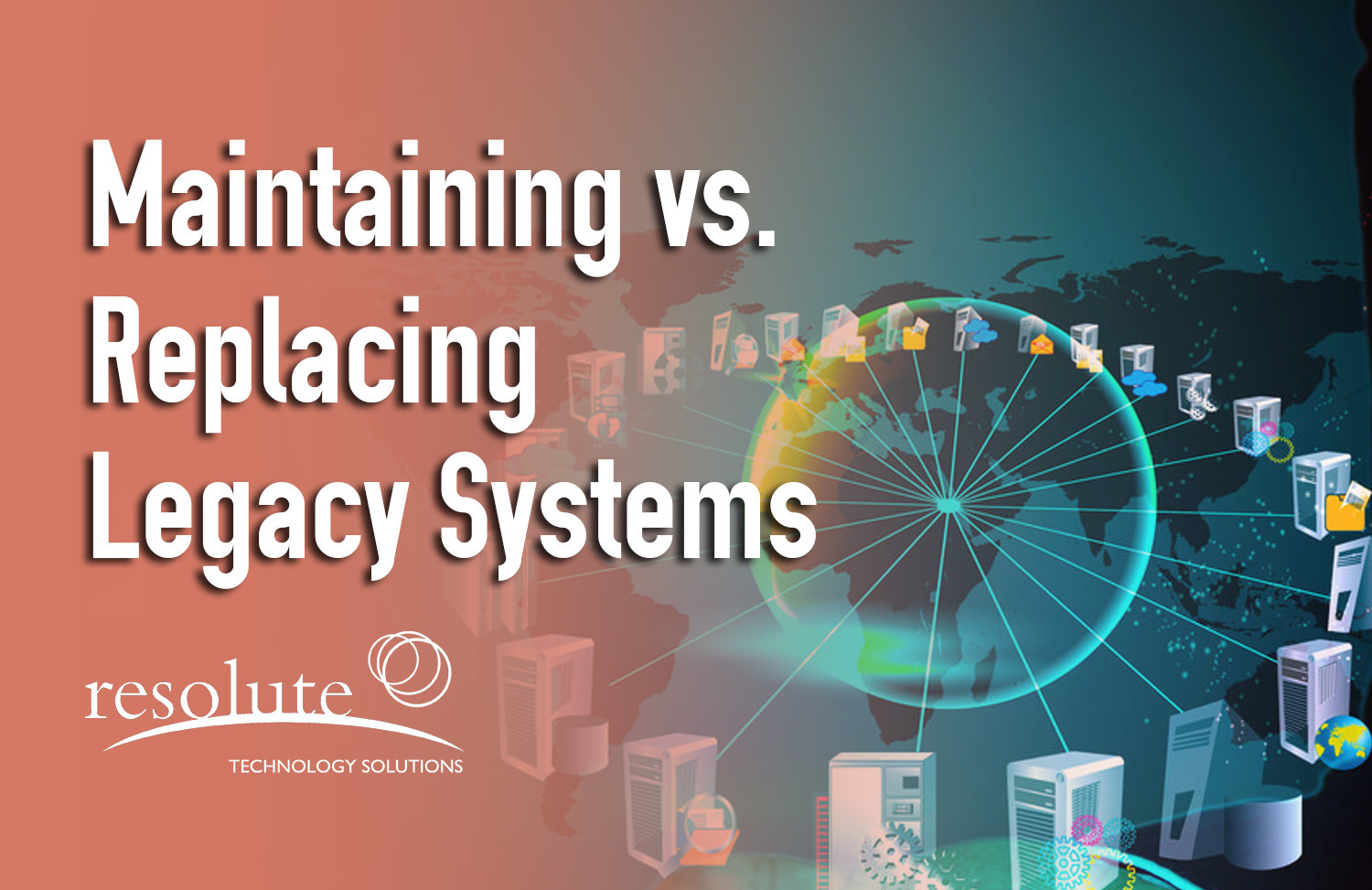 Maintaining vs Replacing Legacy Systems
