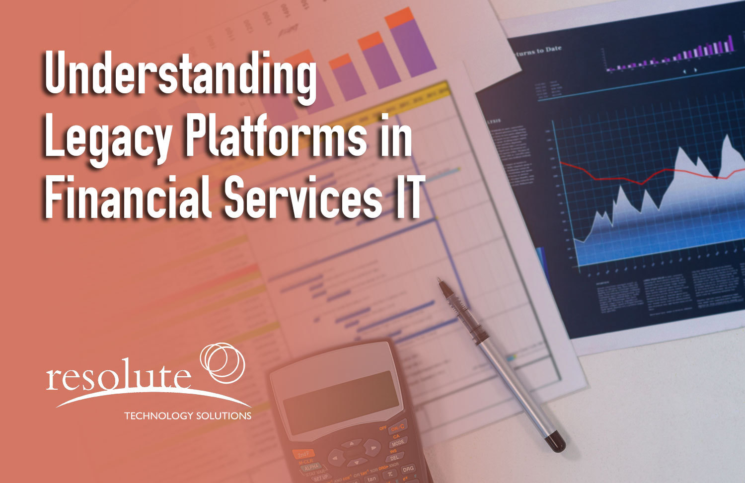 The Problems with Legacy Platforms in Financial Services IT