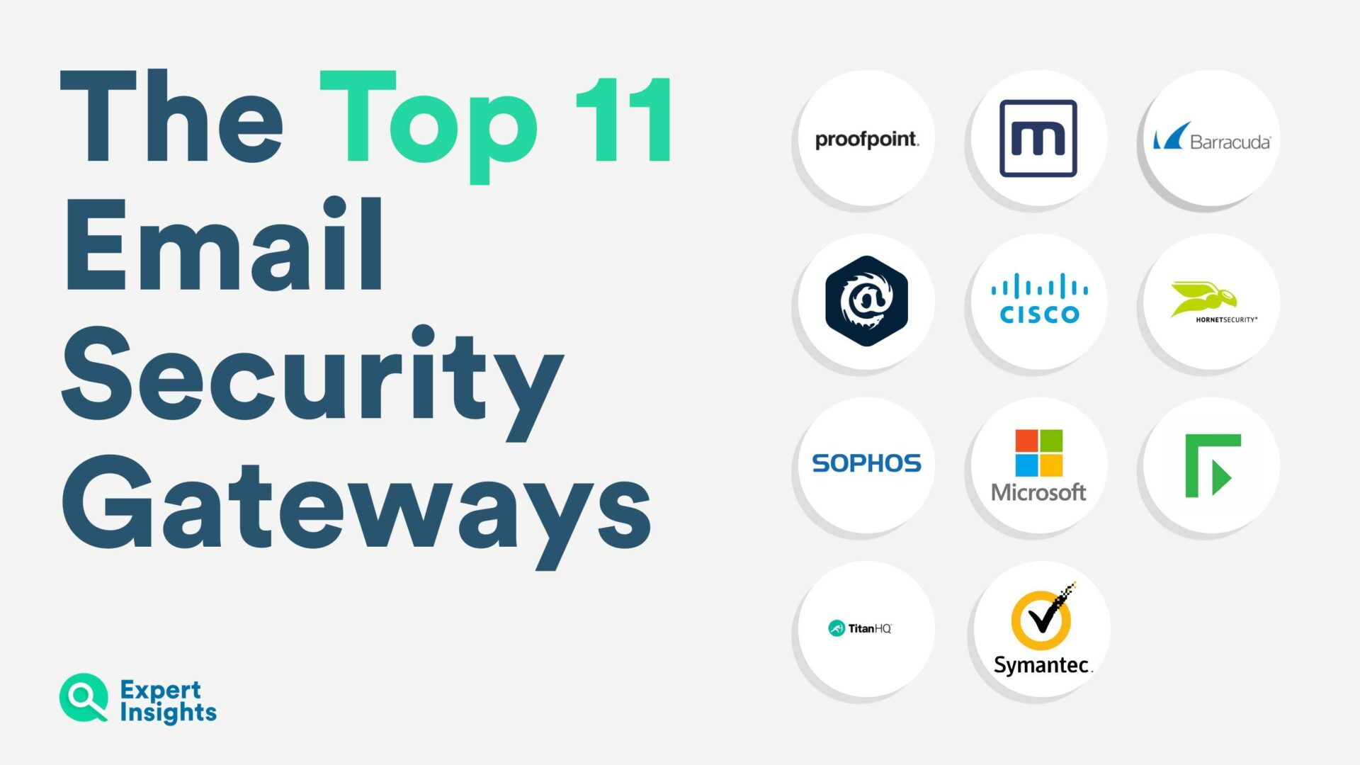 Cybersecurity strategies: Email security gateways