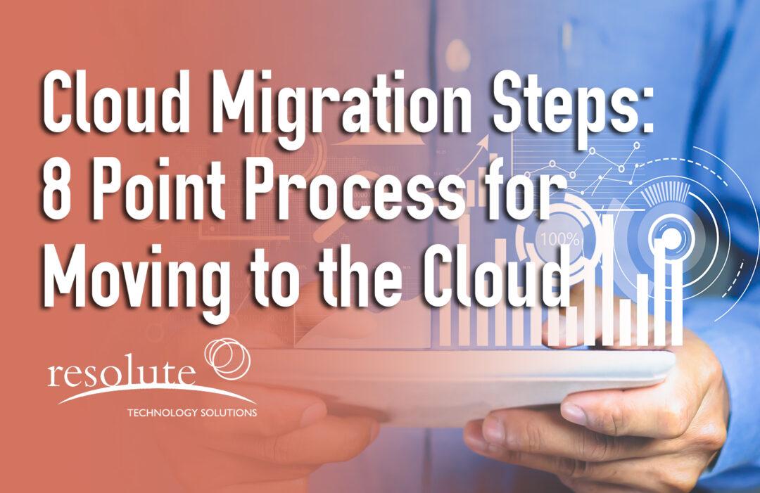 Cloud Migration Steps